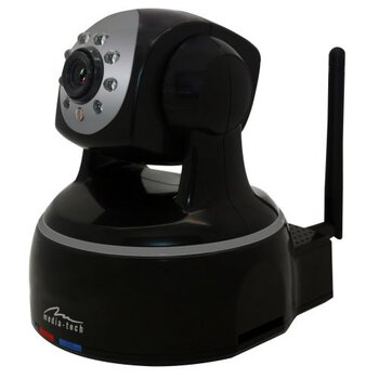 Wewnętrzna kamera IP Wi-Fi Media-Tech InDoor SecureCam HD MT4051 PTZ