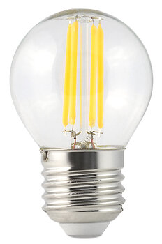 Żarówka LED Filament E27 4W kulka Energy Light
