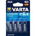 40 x Varta Longlife Power LR03/AAA 4903 (High Energy)