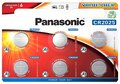 6 x bateria litowa mini Panasonic CR2025