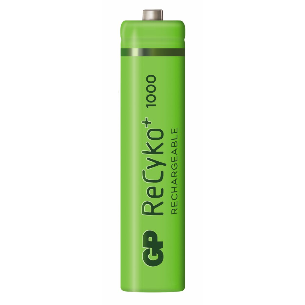 8 x akumulatorki R03/AAA GP ReCyko+ 950 Series 950mAh + box