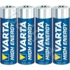 4 x Varta High Energy LR6/AA 4906 (blister)