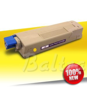 Toner OKI 5800/5900 C Yellow (43324421)