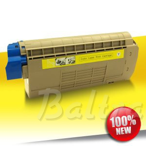 Toner OKI 710/711 C Yellow (44318605)
