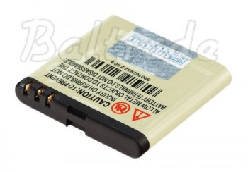 Bateria maXpower do Nokia E51/N81 Li-ion 1200mAh