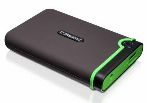 """Dysk zewnętrzny 2,5"""" TRANSCEND M3 1TB USB 3.0"""